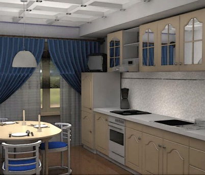 заказать недорого кухню в Москве